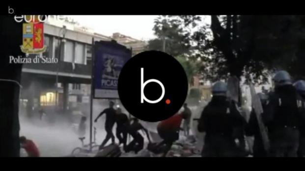 Video: Sgombero migranti, ecco chi è il funzionario del 'Spaccategli il braccio'