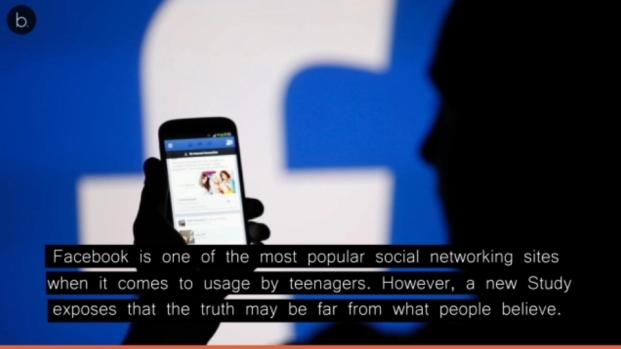 Facebook popularity among teens in the US dwindling