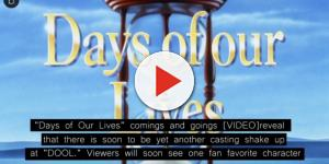 'Days of Our Lives' comings & goings: Recast revealed, favorite character exits