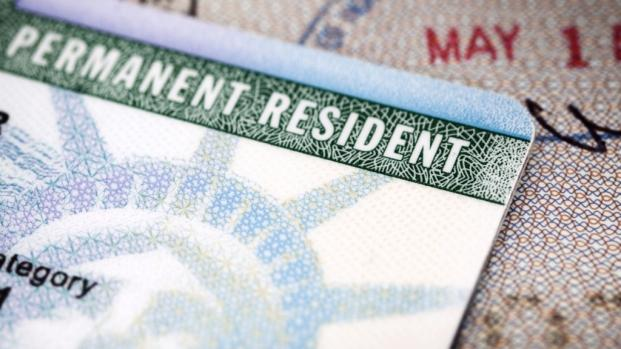 President Trump enforcing 'extreme vetting' for Green Card applicants.