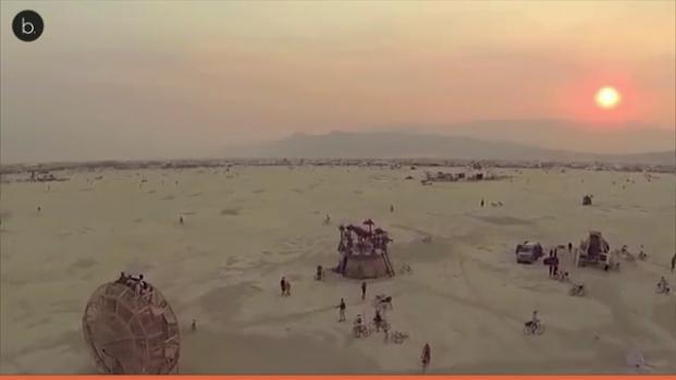 Burning Man Festival acaba el 4 de septiembre