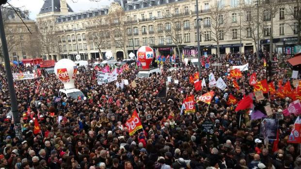 Les Français sont contre une nouvelle loi Travail