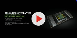 NVIDIA to release cards with eight V100 GPUs
