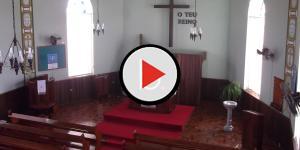 Assista: Pastor tem ataque cardíaco fulminante após ter visão de caixão