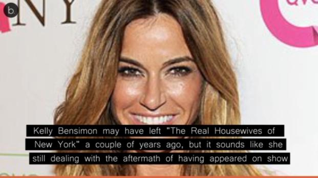 Kelly Bensimon's story is one example of how rough 'Real Housewives' fans can be