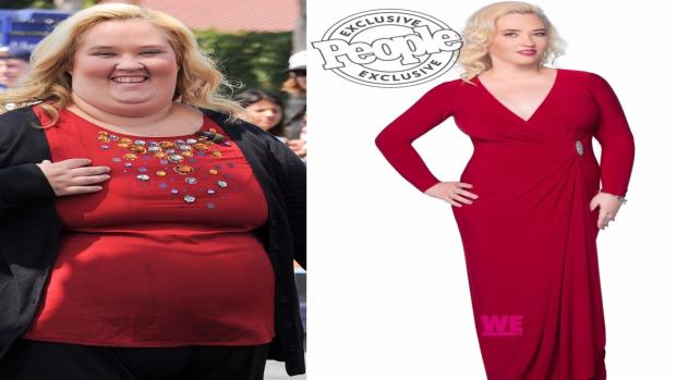 Mama June voted best beach body in weight loss, Honey Boo Boo gets obesity award