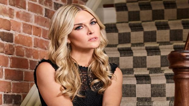 Tinsley Mortimer getting plenty of support over relationship with Scott
