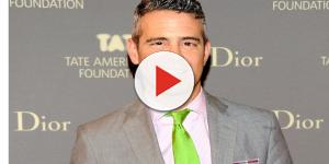 Bravo host Andy Cohen's apartment is his own 'Watch What Happens Live' clubhouse