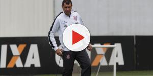 Carille já fala em reforços para o Corinthians em 2018