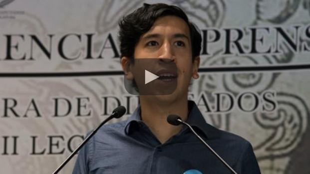 """¿Quién es Pedro Kumamoto, la mente detrás de la Ley """"Sin voto no hay dinero""""?"""