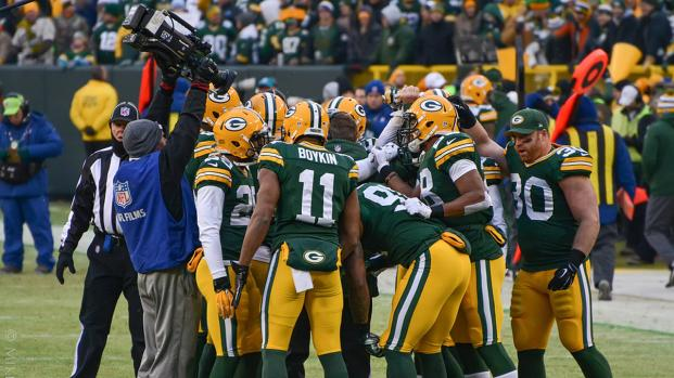 Green Bay Packers work on eliminating mistakes with 'distraction drills'
