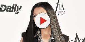 Nicki Minaj sofre problema com guarda-roupa e paga vexame público