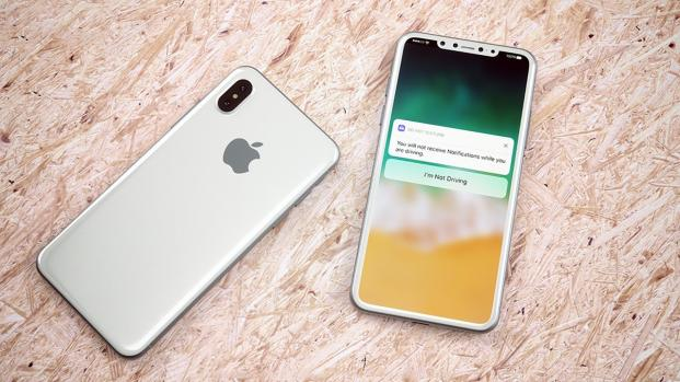 iPhone 8's wireless charger has slower charge rate compared to other devices
