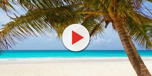 Misterioso objeto é retirado da praia de Rhode Island
