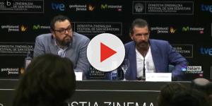 Antonio Banderas censura a Izquierda Unidad y Podemos