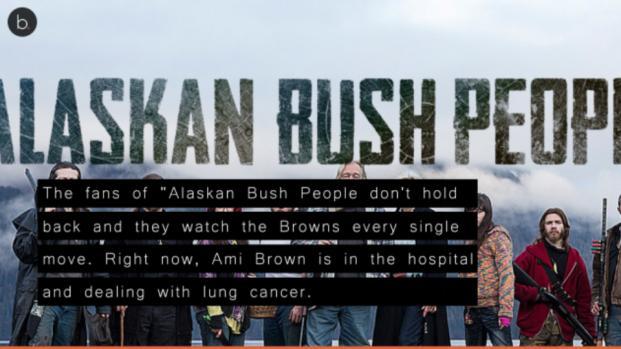 Rain Brown of 'Alaskan Bush People' defends herself against haters