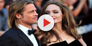 Brad Pitt and Angelina Jolie back together