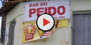 Assista: Os 12 bares com os nomes mais bizarros e engraçados do Brasil