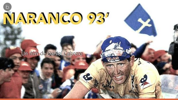 Naranco 93': La épica del ciclismo en el cine