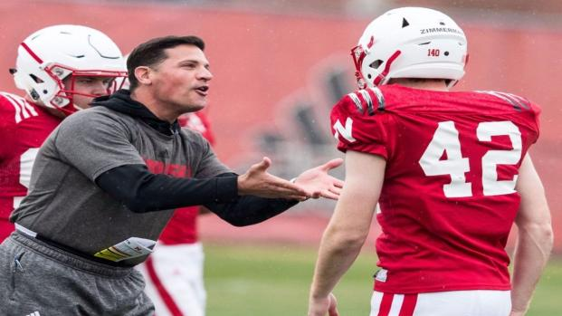 Nebraska football: Media preoccupied with Diaco's lack of comment