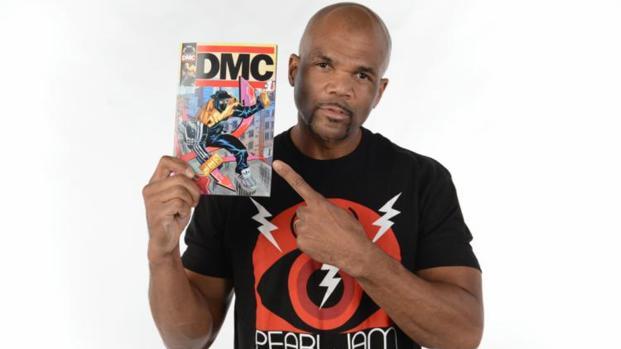 Darryl 'DMC' McDaniels, del hip - hop a los cómics