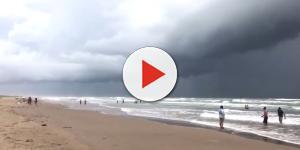 Los tres huracanes que azotan el Atlántico