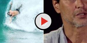 Assista: Irmão de Marcelo Antony morre afogado no Rio; ator presta homenagem