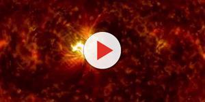 Explosão solar mais poderosa dos últimos 10 anos atinge a Terra