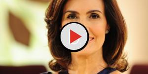 Assista: Fátima Bernardes deixa Maria Ribeiro em saia justa no 'Encontro'