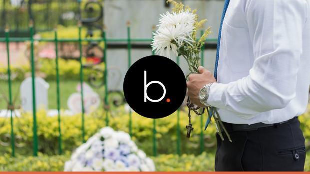 Assista: Marido faz homenagem para sua esposa depois dela morrer de câncer