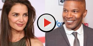 Jamie Foxx and Katie Holmes going public with their relationship after of rumors