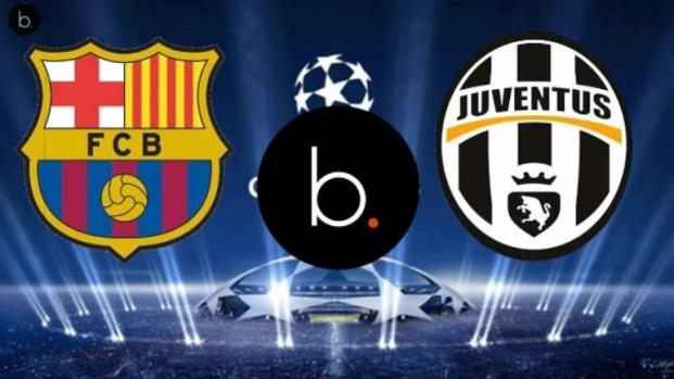 Video: Champions League: dove vedere Barcellona-Juventus in diretta tv