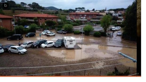 VIDEO: Alluvione Livorno, splendido messaggio dall'Inter