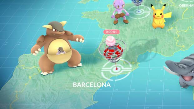 'Pokemon Go' Raid Pass and other details.