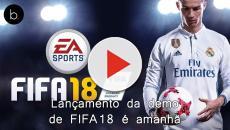 FIFA 18: lançamento da demo é amanhã