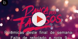 Polêmicas no 'Dança dos Famosos': Tombos, críticas e falta de rebolado