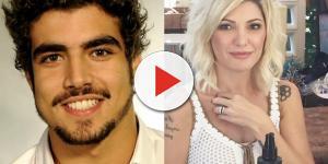 Caio Castro fala sobre sexo com Antonia Fontenelle: 'Ela é muito doida'