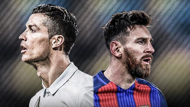Cristiano Ronaldo supera a Lionel Messi en las nuevas calificaciones de la FIFA