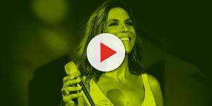Ivete Sangalo revela gravidez: 'São dois'