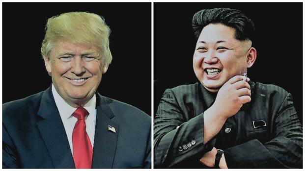 Qui de Kim Jong-Un et de Donald Trump est le plus à craindre ?
