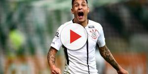 Guilherme Arana, do Corinthians, divulga fotos de sexo oral na web