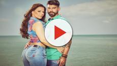 Viviane Araújo e Radamés se separaram por lingerie e agora brigam feio por bens