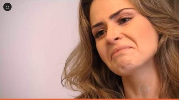 Ex-BBB Ana Paula é chamada de 'vaca' por Conrado e responde à altura