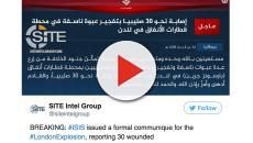 El Estado Islámico admite ser causante de otro atentado en el metro de Londres