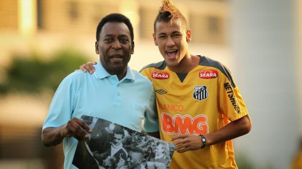 PSG : Pelé juge le choix de son compatriote Neymar