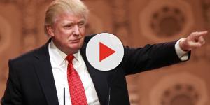 Trump tweets GIF of him hitting Hillary Clinton with golf ball