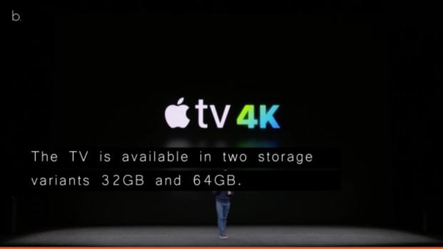 Apple 4K TV Announced: What's new in this TV ?