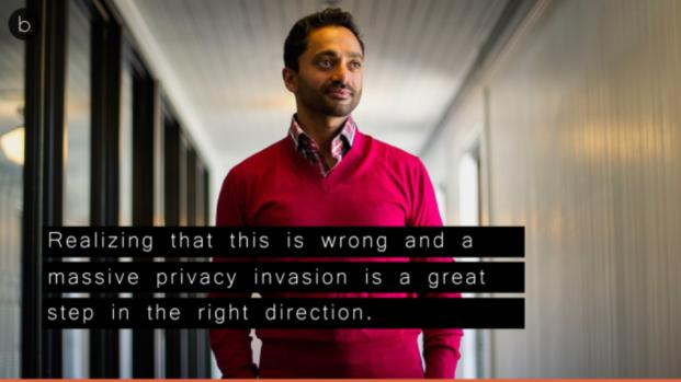 Former Facebook executive speaks the truth about social networks about privacy