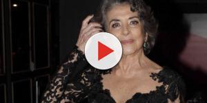 Betty Faria vira piada na internet por causa de sua 'larica'