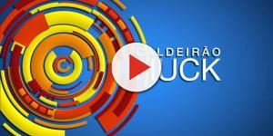 Ligação de Angélica durante programa deixa Luciano muito tenso e suando frio